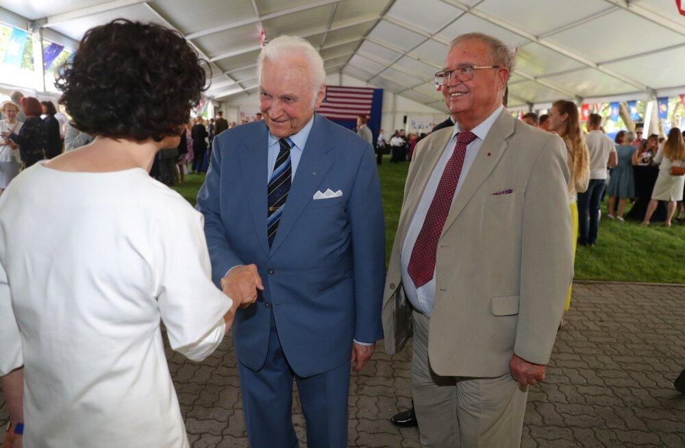 FOTOD | USA saatkond tähistas iseseisvuspäeva glamuurse vastuvõtuga