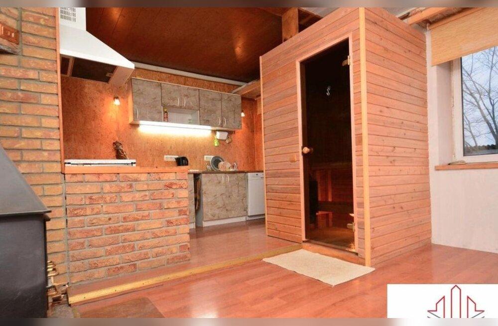 FOTOD | Dušš, vann või saun köögis!? Vaata, milliseid lahendusi on leiutanud väikeste korterite omanikud