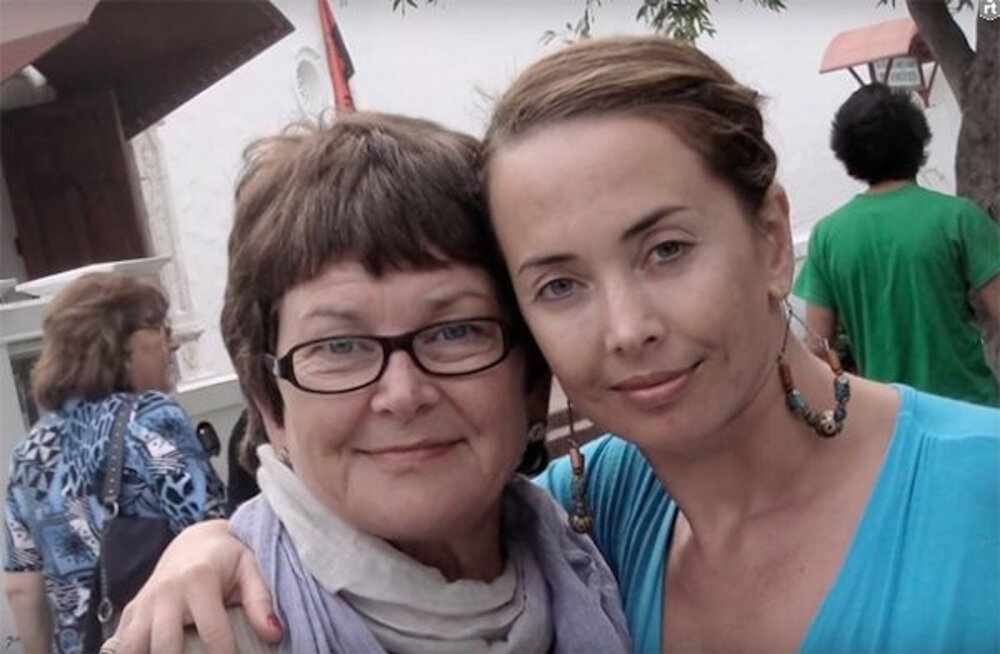 Žanna Friske emaga