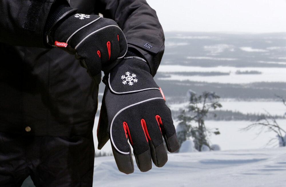 Kaitse käsi külma ja niiskuse eest