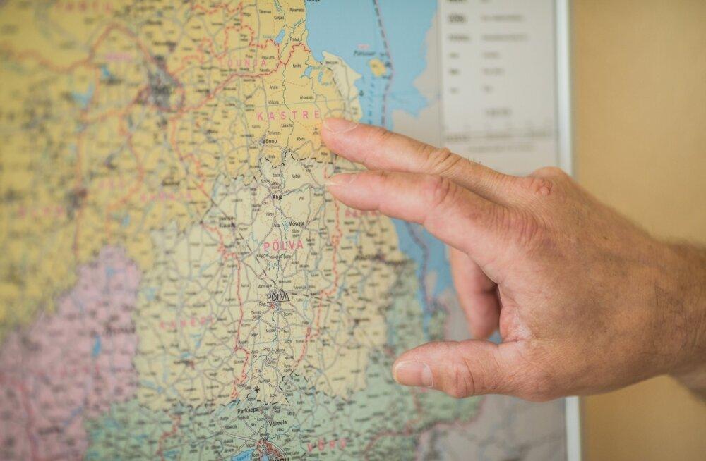 Riik jagab omavalitsustele ühinemise eest toetust, kui moodustatakse maakonnasuurune üksus.