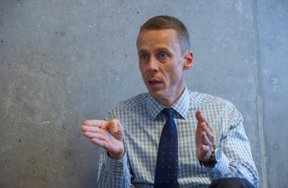 Erkki Raasukese sõnul saab Luminor tegevust alustades oma 12 miljardi eurose laenumahuga hoobilt Baltikumi suuruselt kolmandaks pangaks.