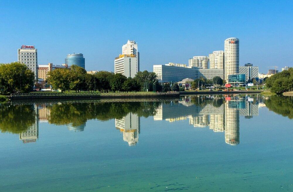 Jalutuskäik Minskis