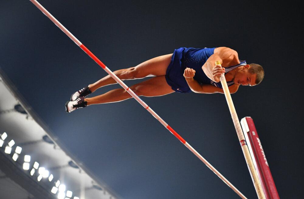 ÜLEVAADE | Kuhu kerkis Maicel Uibo eri edetabelites ja mis koha oleks see tulemus andnud viimastel olümpiamängudel?