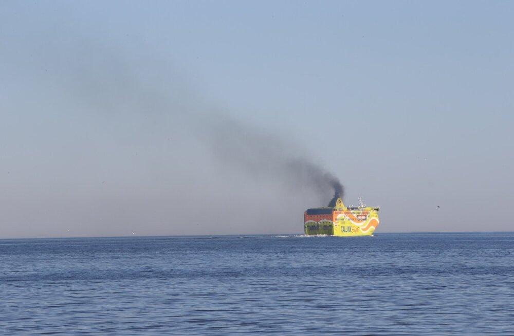 Tallink tõstab sel nädalal eri liinidel ümber kolm kruiisilaeva