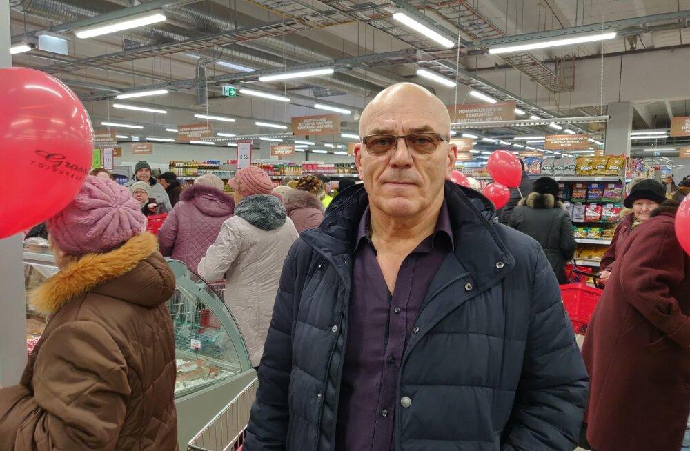 ФОТО: В Нарве открылся второй магазин Grossi, скоро начнет работать третий