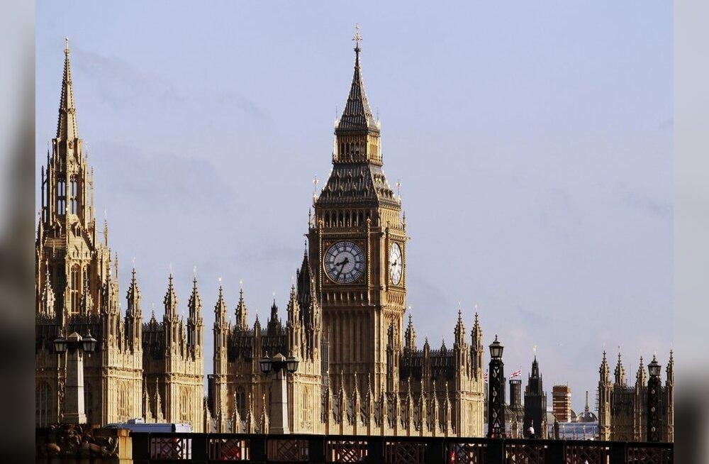 Terroristid tahtsid Londonis Big Beni õhku lasta