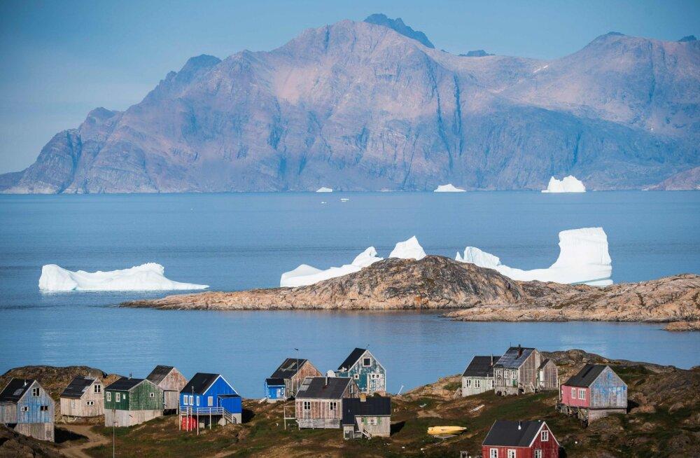 """Trumpi järgmine samm? USA avab """"oma huvide edendamiseks"""" konsulaadi Gröönimaal"""