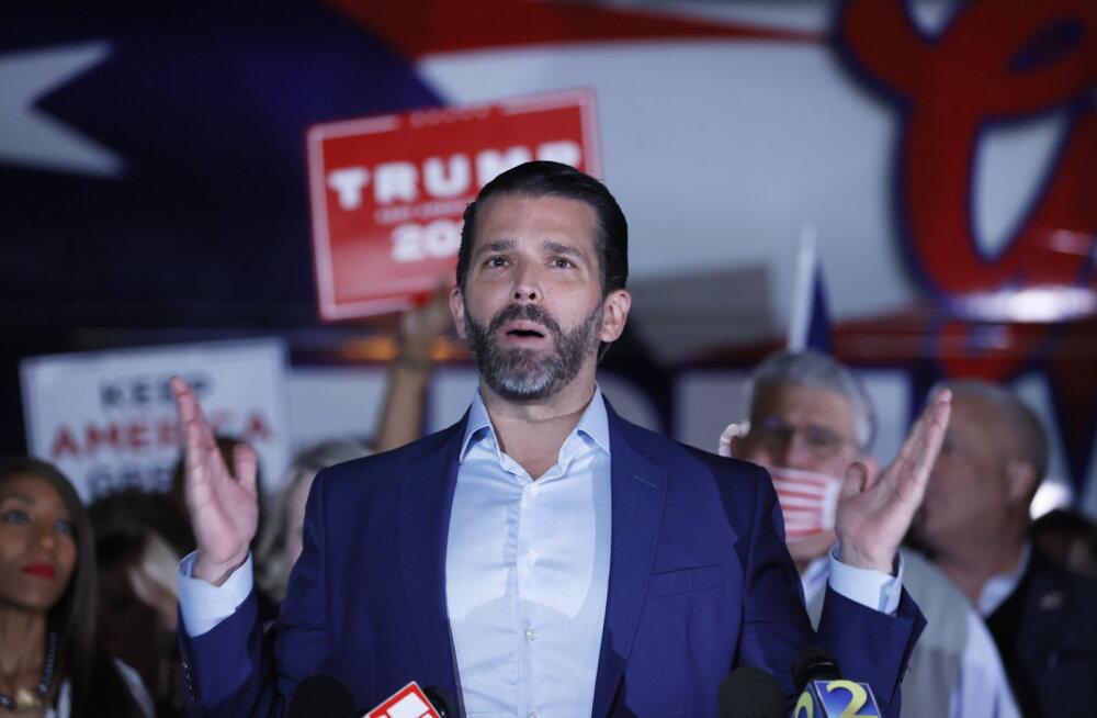 Trumpi pojad ründasid vabariiklasi: partei on nõrk ja selle liikmed on lambad