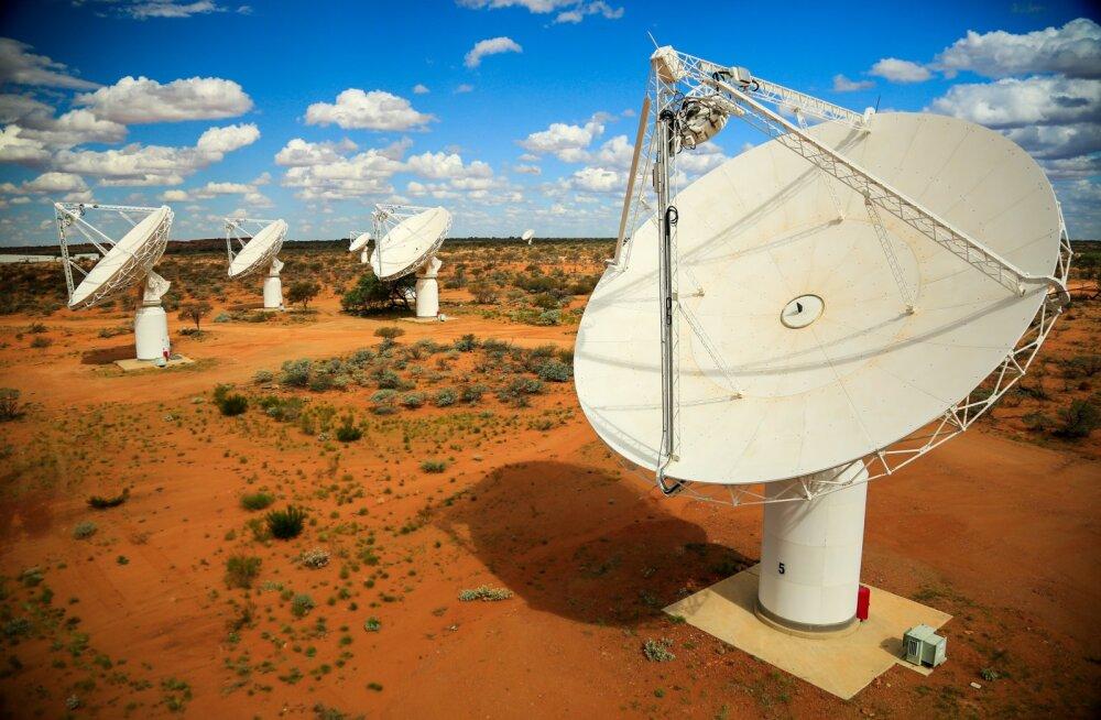 Astronoomid selgitasid välja eelmisel aastal toimunud mõistatusliku raadiolainepurske lähtekoha