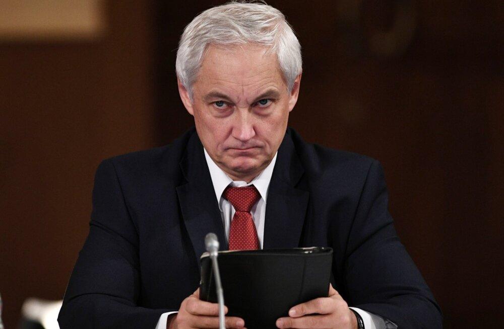 Venemaa presidendi abi Andrei Beloussov.