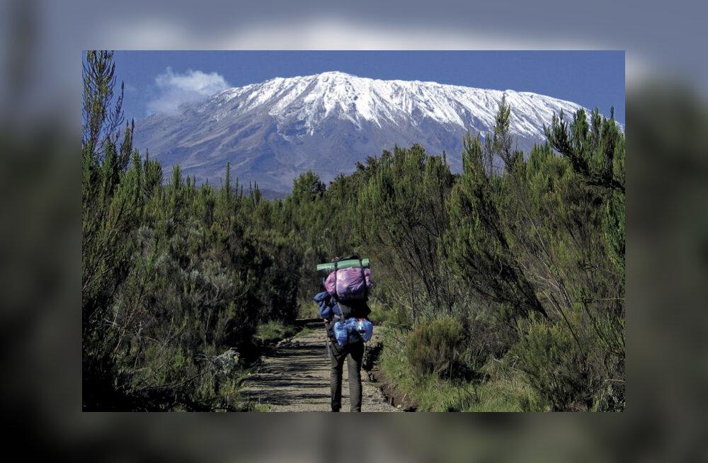 """Ära alahinda mäge! Katkend raamatust """"Minu Kilimanjaro. Igaühe Everest"""""""