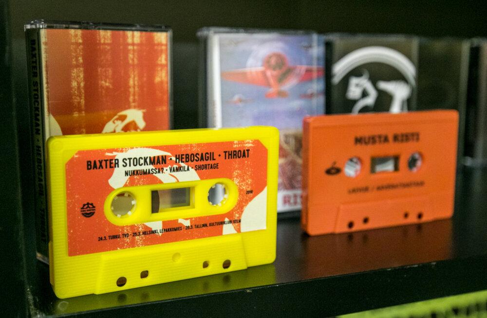 FORTE TEST: Eesti muusika! Kas tunned plaadi või kasseti vaid kaanepildi järgi ära?