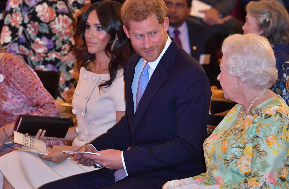 Sahinad peenetes tagatubades: Elizabeth II jätab prints Harry ja Meghan Markle'i lapse kuninglikust tiitlist ilma?