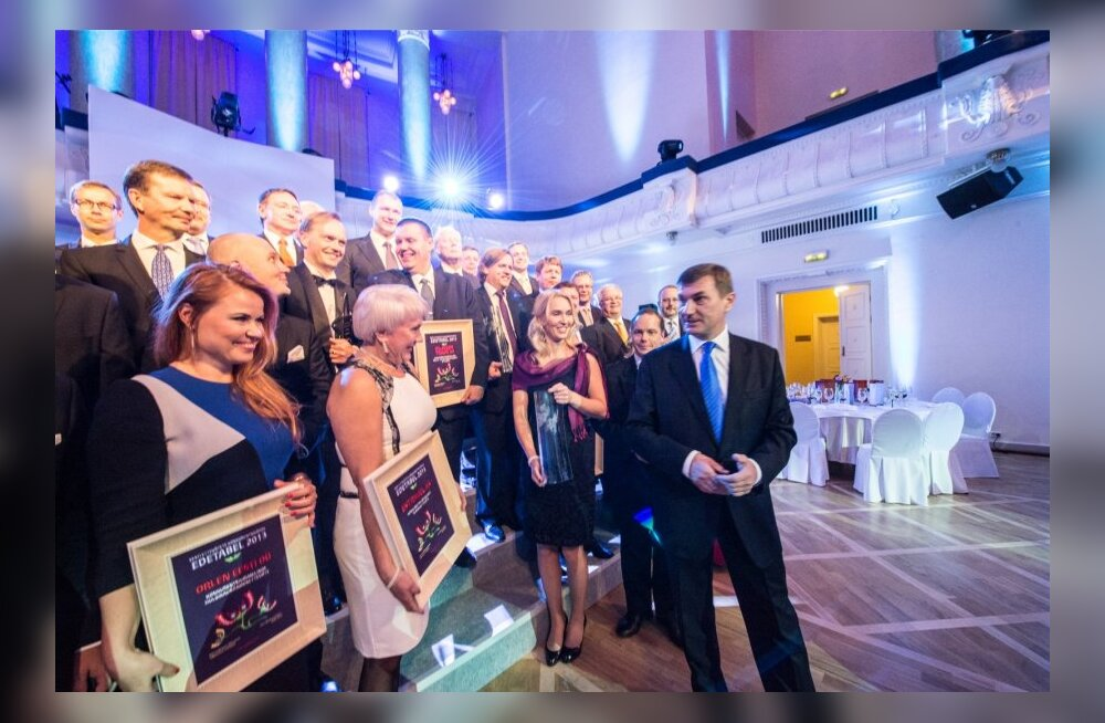 Ettevõtluse Auhind 2013, Andrus Ansip