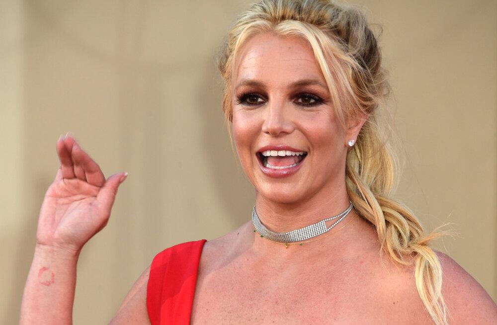 VIDEO | Fännid on sügavas mures: Britney Spearsi sotsiaalmeediasse postitatud kahtlane video paneb lauljanna vaimses tervises kahtlema