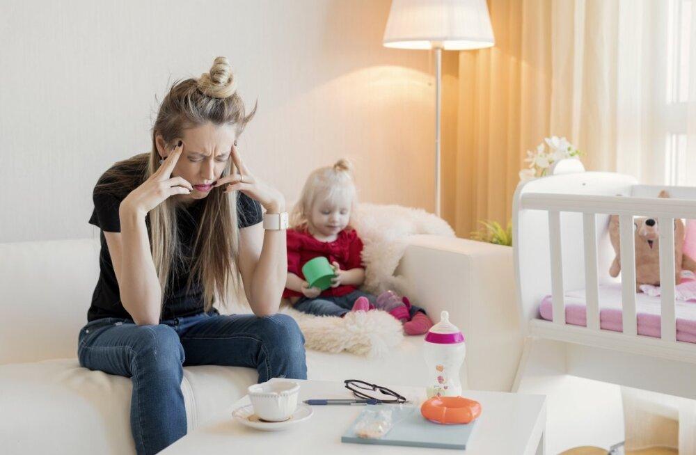 Väsinud emale | miks sa endaga nii teed?