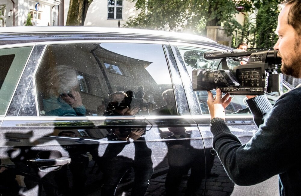 Marina Kaljurand lahkub Stenbocki majast