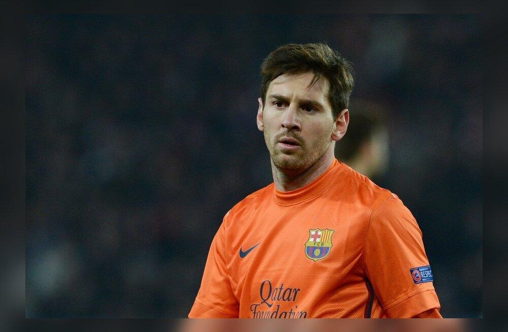 a693acf7b8e Messi võetakse Münchenisse kaasa, kuid tema osalemine mängus pole kindel