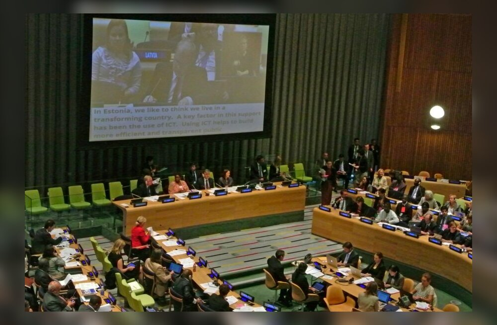 ÜRO peaassamblee