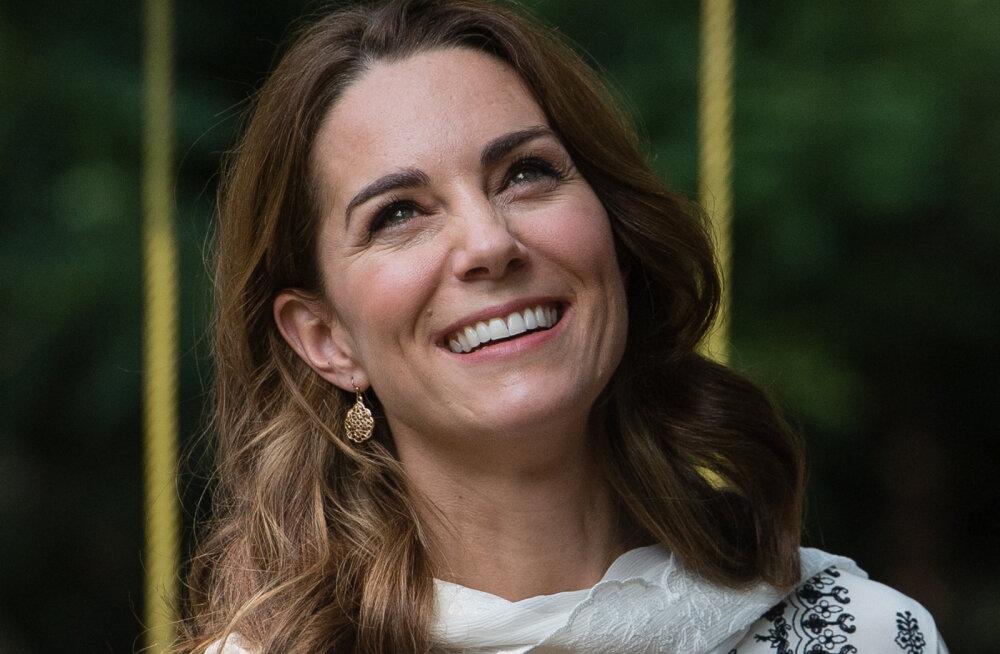 Ämma targad õpetused! Kate Middleton võtab vanemlikel otsuste langetamisel eeskuju printsess Diananalt