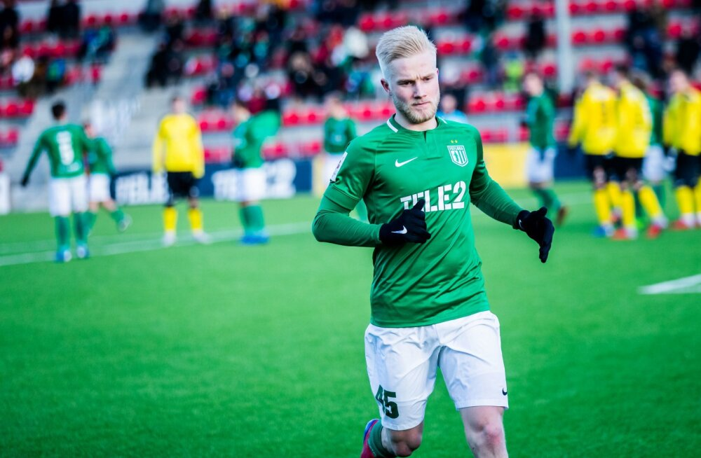 TALLINNA FC FLORA VS VILJANDI JK TULEVIK