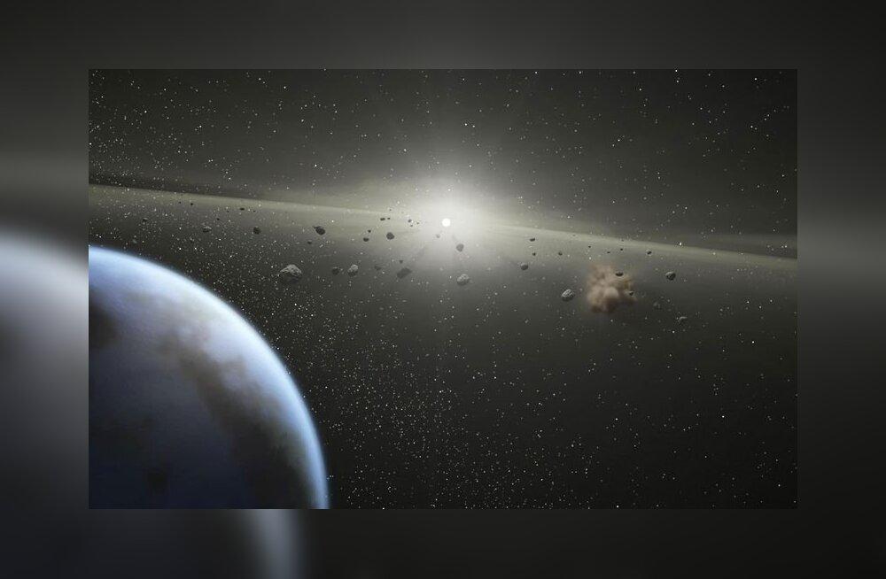 Kaks asteroidi mööduvad Maast lähemalt kui Kuu