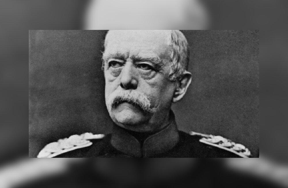 Huvitav leid: Kas Otto von Bismarck oskas eesti keelt?