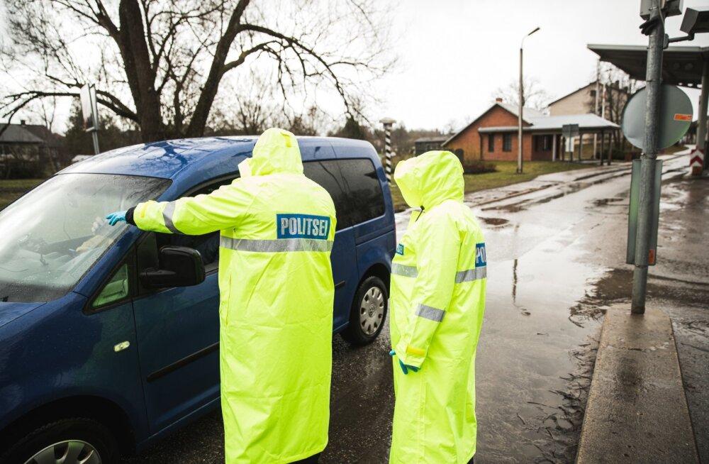 Названы семь критериев для выхода Эстонии из режима чрезвычайного положения