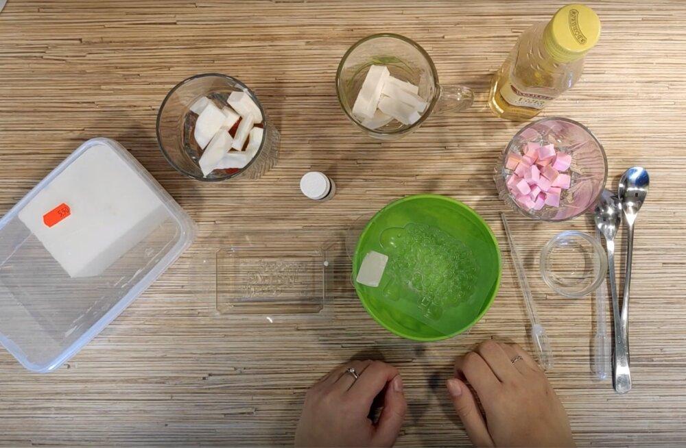 """Проект """"Изолента"""": мастер-класс по мыловарению"""