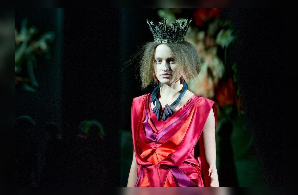 Tallinna Fashion Week: Aldo Järvsoo pani lava leegitsema!
