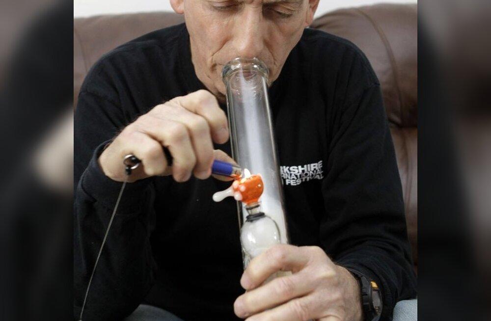 Uurimus: kanepi suitsetamine ei seondu kopsukahjustustega