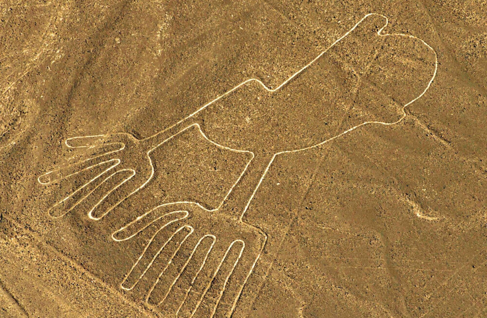 Геоглифы Наски: в Перу нашли более 140 новых гигантских каменных рисунков