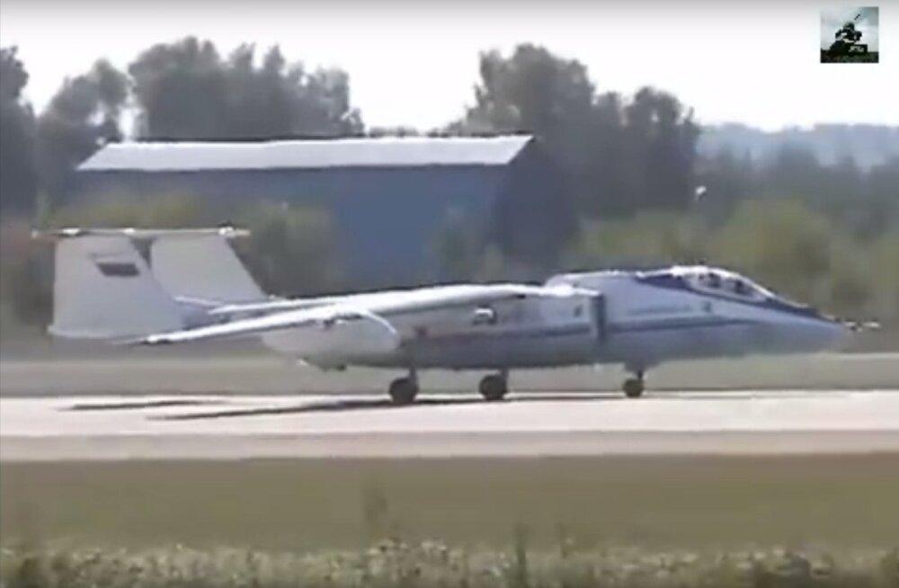 Rootsi saatis välja luuramises kahtlustatud Vene lennuki