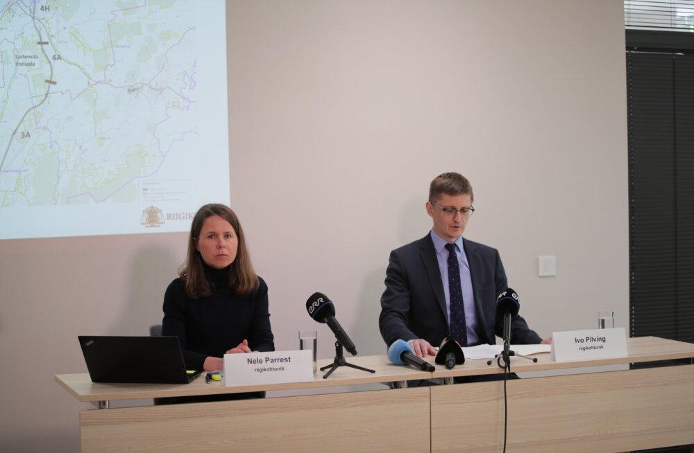 Riigikohus: riigihalduse minister kehtestas Rail Balticu Pärnu maakonnaplaneeringu õigusvastaselt