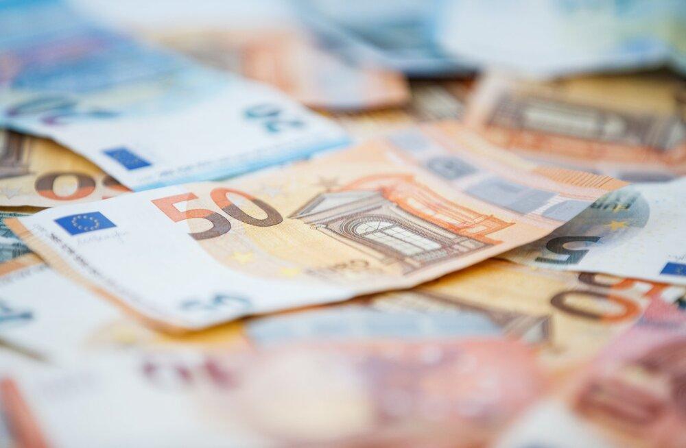 Расходы государства на обслуживание кредитов увеличатся до полумиллиарда евро