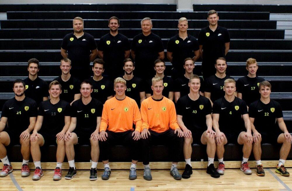 HC Tallinn käsipallimeeskond