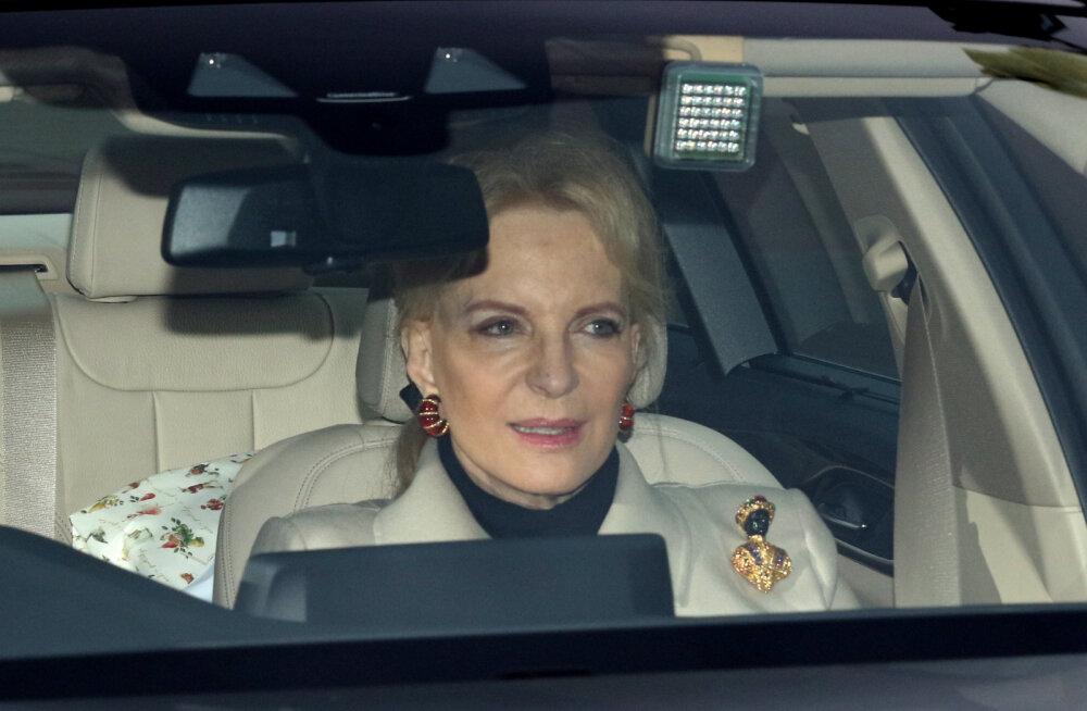 Kenti printsess Michael kahetseb rassistliku prossi kandmist: ma väga vabandan