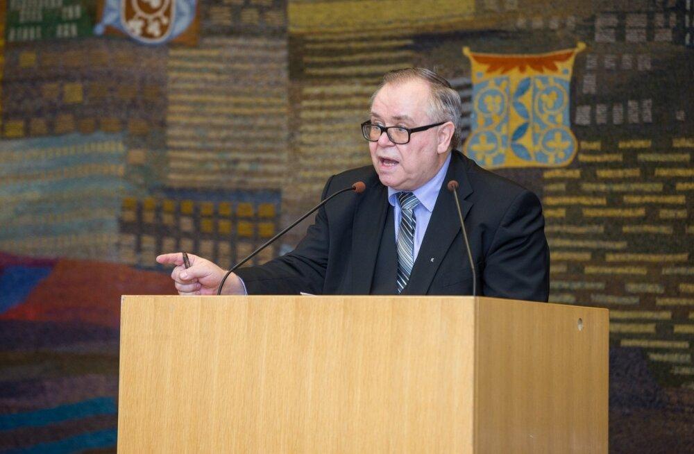 Keskerakonna koosolek Tartus