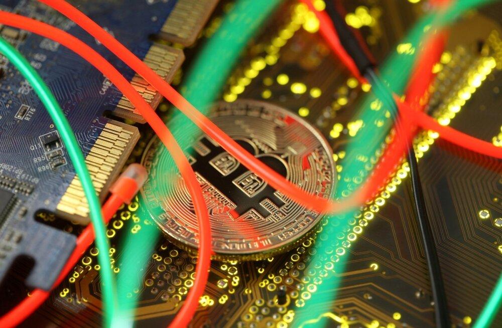 Kurjategija varastas vähemalt 2,5 miljoni euro väärtuses bitcoin'e.