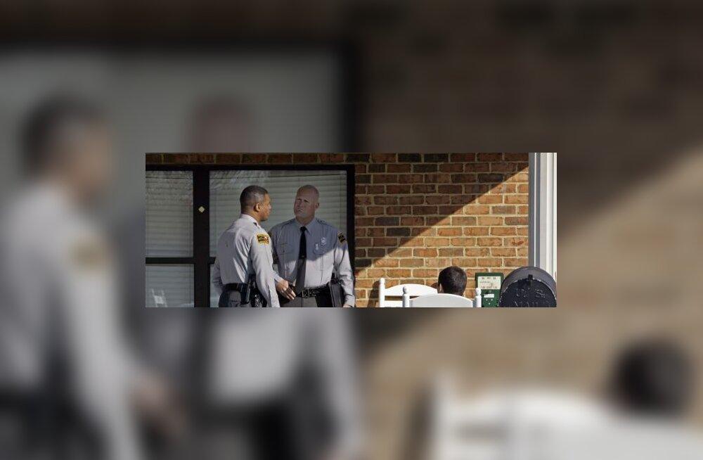 USA vanadekodus tapeti 8 inimest