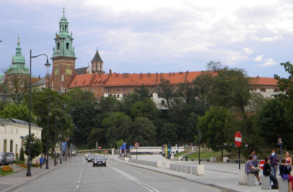 ФОТО читателя Delfi: Как поляки победили огнедышащего дракона