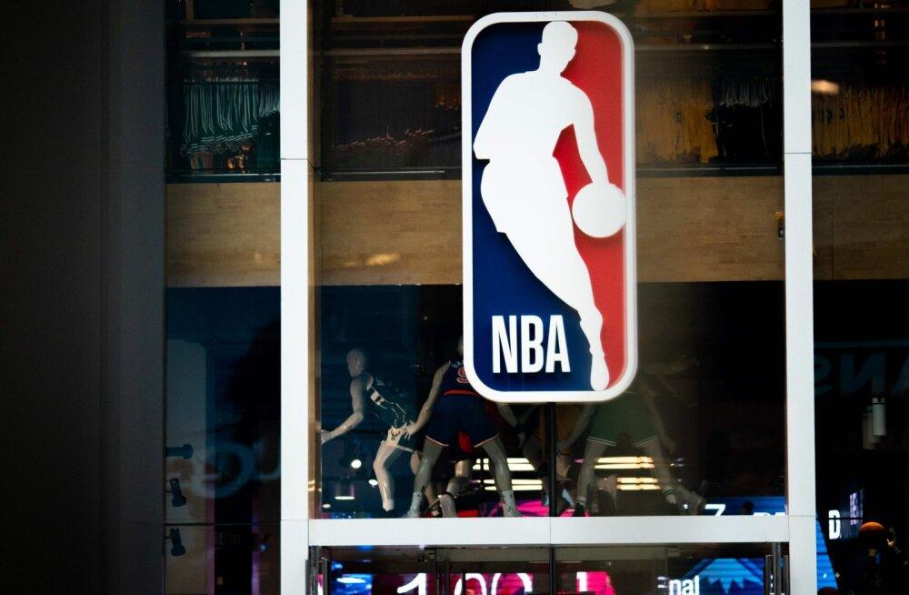 NBA plaanib hooaega jätkata 31. juulil