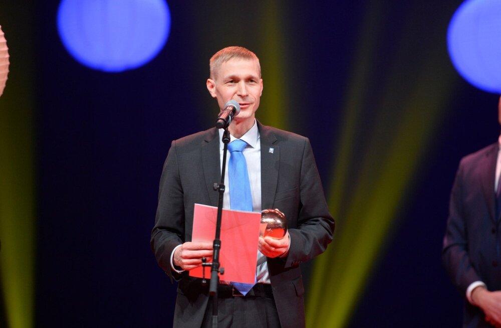 Uueks spordi asekantsleriks saanud Tarvi Pürn pälvis hiljuti kultuurkapitali aastapreemia. Nagu ka ta eelkäija Tõnu Seil.