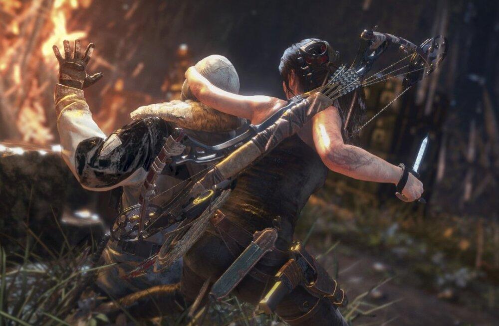25–31. jaanuar: uusi videomänge – Rise of the Tomb Raider arvutile ja Sebastien Loeb Rally EVO