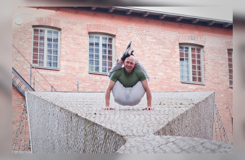 EESTIMAA SPORDIHING 2014-lt HARRASTAJALE: Vello Vaher: ainult oma südant kuulates säilib hingerahu