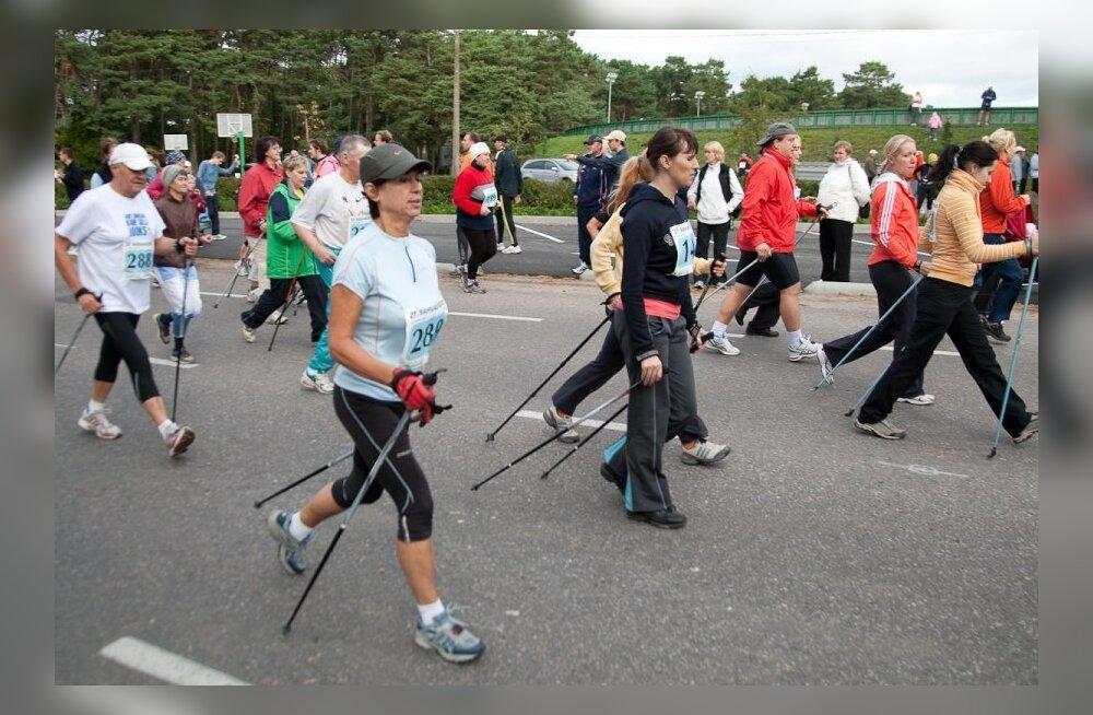 Südamehaiguste ennetamiseks on oluline liikumisharrastuse regulaarsus
