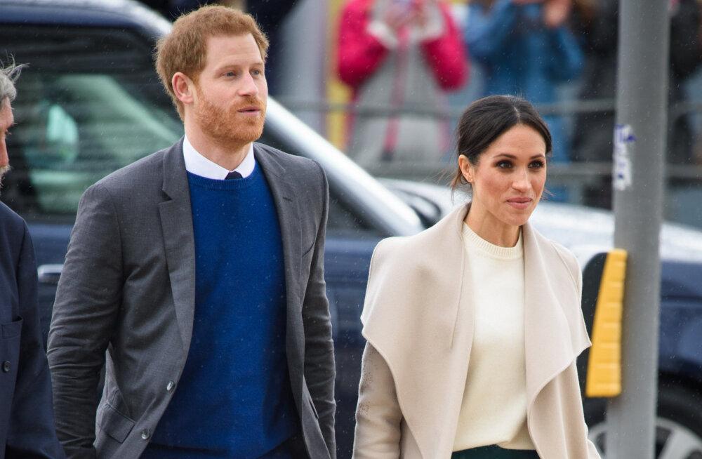 Loe, miks Harry ja Meghani tulevased tütred kuninglikest tiitlitest ilma jäävad