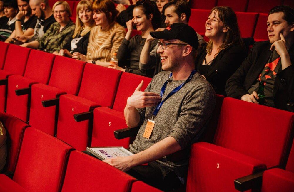 FESTIVALIBLOGI   Haapsalu õudus - ja fantaasiafilmide festivalil selgus, et Eesti õudusfilmide tulevik on heades kätes