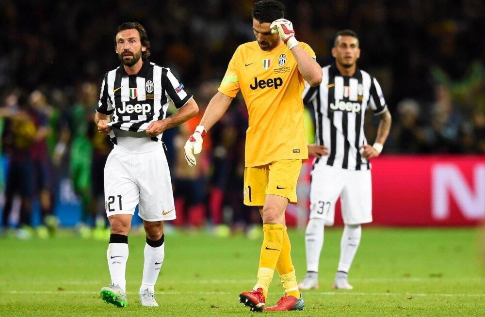 Andrea Pirlo ja Gianluigi Buffon on taas koos Juventusest. Nüüdseks on esimesest saanud aga peatreener.